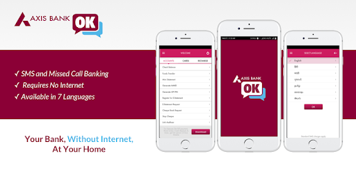 axis bank mobile app for android free download