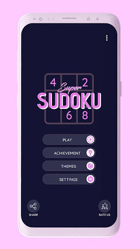 Sudoku - Free Sudoku Puzzles apktram screenshots 6