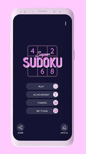 Sudoku - Free Sudoku Puzzles 1.5.10 screenshots 6