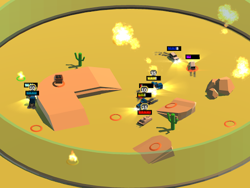 CARZ: Car Arena Rocket Zone | Demolition Derby screenshots 13