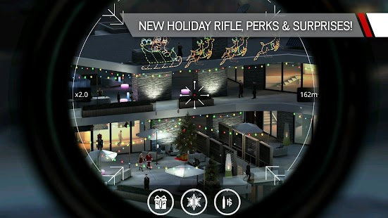 Hitman Sniper 1.7.87146 (Original & Mod Money) Apk + Data