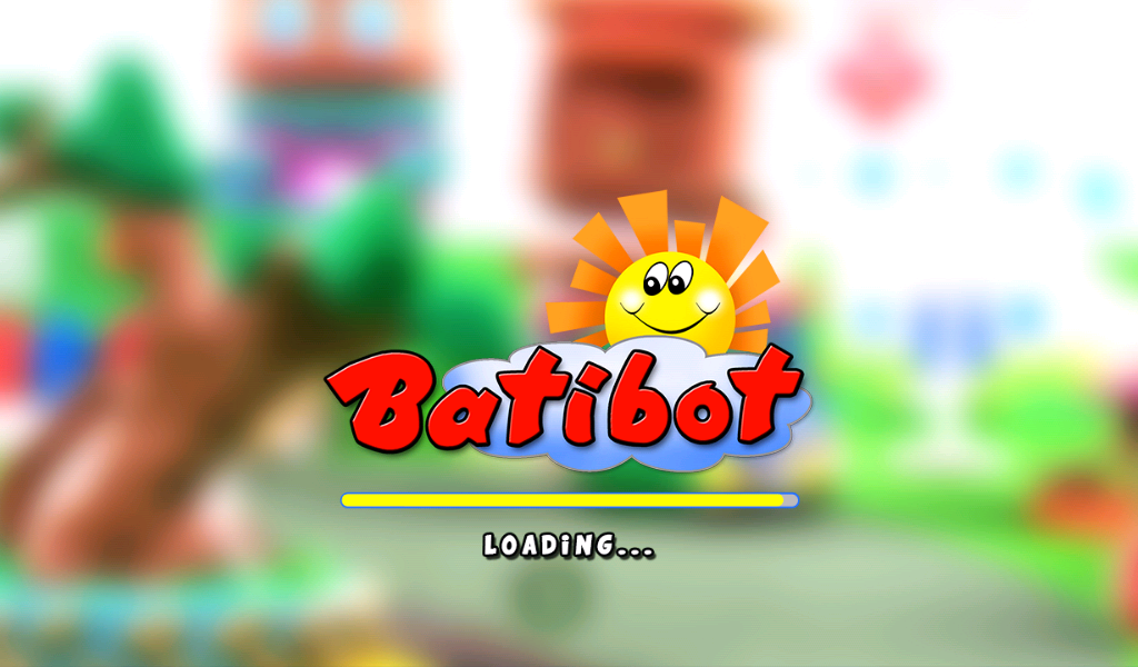 Batibot Games- screenshot