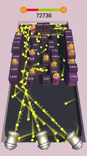 Nonstop Balls 3D Screenshot