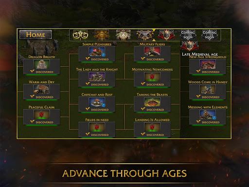 Rage War: Time Battles  screenshots 18