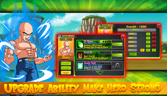 Game Create Dragon Z Saiyan Warrior APK for Windows Phone