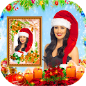 Christmas Photo Frames & Stickers 2020 icon