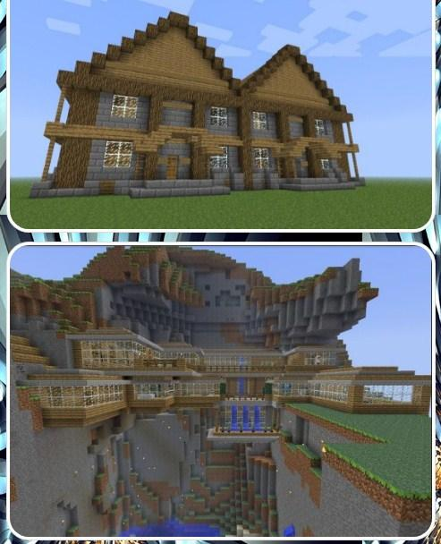 Cool Minecraft House Designs - Android Apps On Google Play
