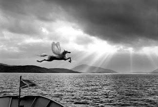 Photo: Annonce pour Jet Service, 1998, (Agence Publicis)