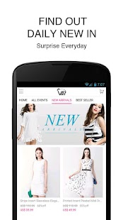 VIPme Fashion Shopping App- screenshot thumbnail
