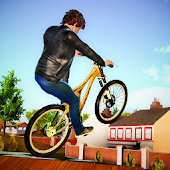 MountainCity Offroad Bicycle Simulator 3D Android APK Download Free By MobileCreed