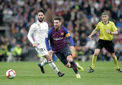 """Afin de les protéger, les joueurs du Barça """"escorteront"""" ceux du Real avant la Clasico"""