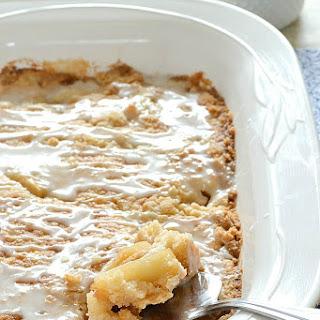 Sugar Cookie Apple Cobbler Recipe