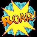 ROAR! Comic Reader icon