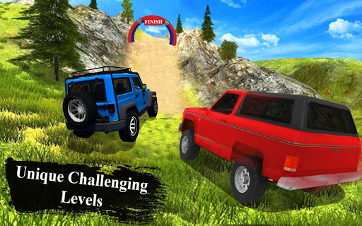 Indian 4x4 Jeep Off-road Driving Simulator 3D 2019 0.1 screenshots 2
