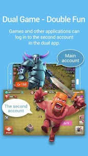 Dual Space – Multiple Accounts For All Social Apps 1