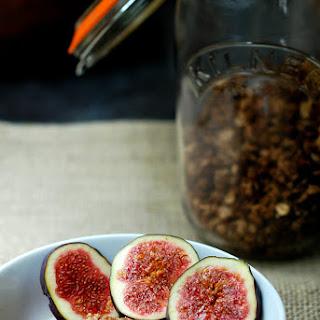Cacao Cashew Granola (V) (Gf) Recipe