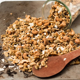 Cashew Granola Recipes