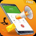 Caller Name Announcer & SMS Reader Name Speaker icon