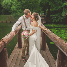 Wedding photographer Polina Rumyanceva (polinahecate2805). Photo of 04.09.2018