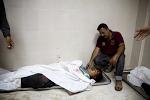 以色列軍實彈鎮壓 巴人58死逾2700傷