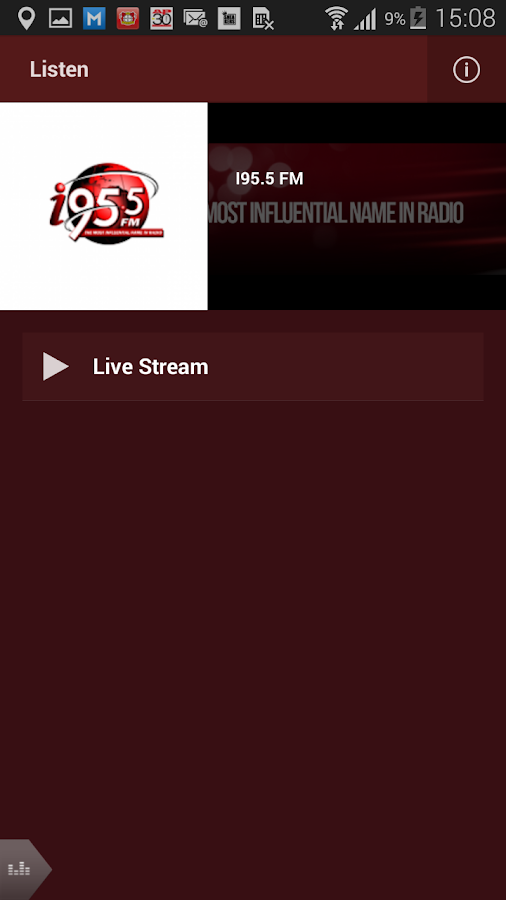 I95.5FM- screenshot