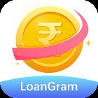 Low interest mobile rupee loan- Loangram