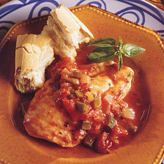 Creole Red Snapper.