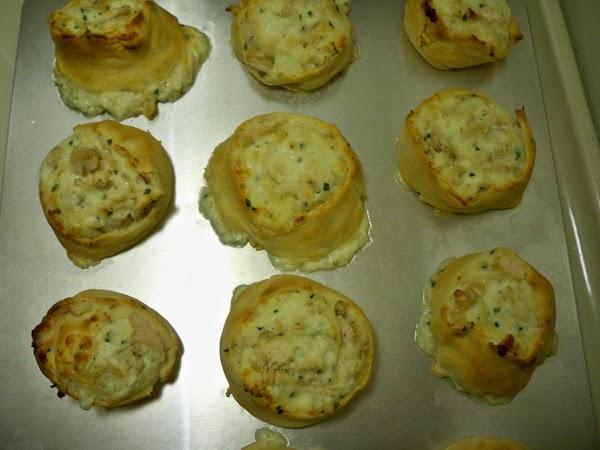 Chicken Pinwheels W/creamy Lemon Sauce Recipe