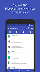 ML Manager Pro: APK Extractor v2.3