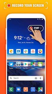 Screen Recorder - Audio Video Recorder 1.00 APK + Mod (Free purchase) for Android