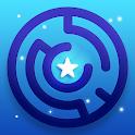 Mazy Maze ⭐ Labyrinth Puzzle: (Rotate the Maze!) icon
