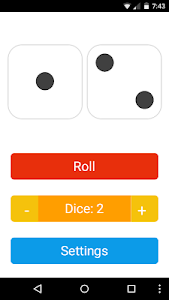 Dice screenshot 1