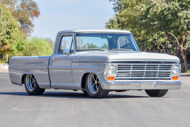 Neck Snapping 1968 Ford F100 Hire CA 92110