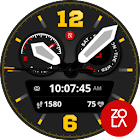 Active Analog Watch Face icon