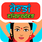 Desi Charades Heads Up Game