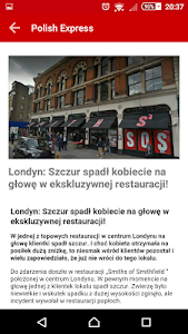 Polish Express News screenshot 2