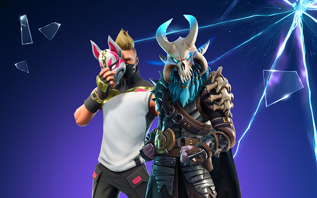 Fortnite Wallpapers Hd Chrome Web Store