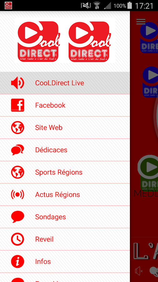 COOLDIRECT L'AIR DU SUD- screenshot