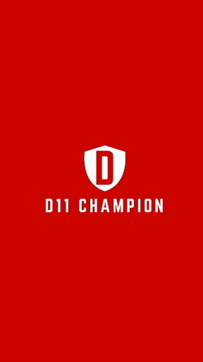 D11 Champion  captures d'u00e9cran 1