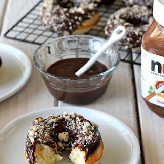 Nutella Donuts Recipe