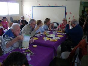 Photo: ארוחת בוקר בשקמה צילם שלמה גולן
