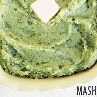 Jalapeño Mashed Potatoes.