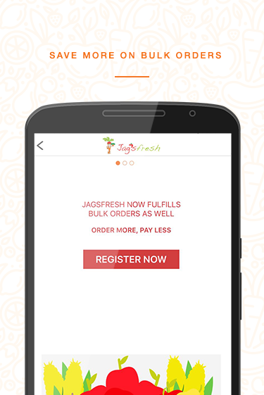 Jagsfresh- screenshot
