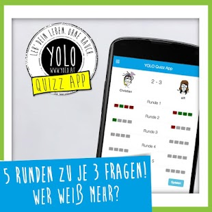 YOLO Quizz App- screenshot thumbnail