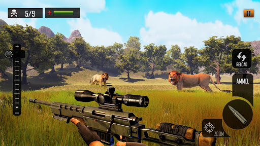 Deer Hunting 2020: Wild Animal Sniper Hunting Game android2mod screenshots 13