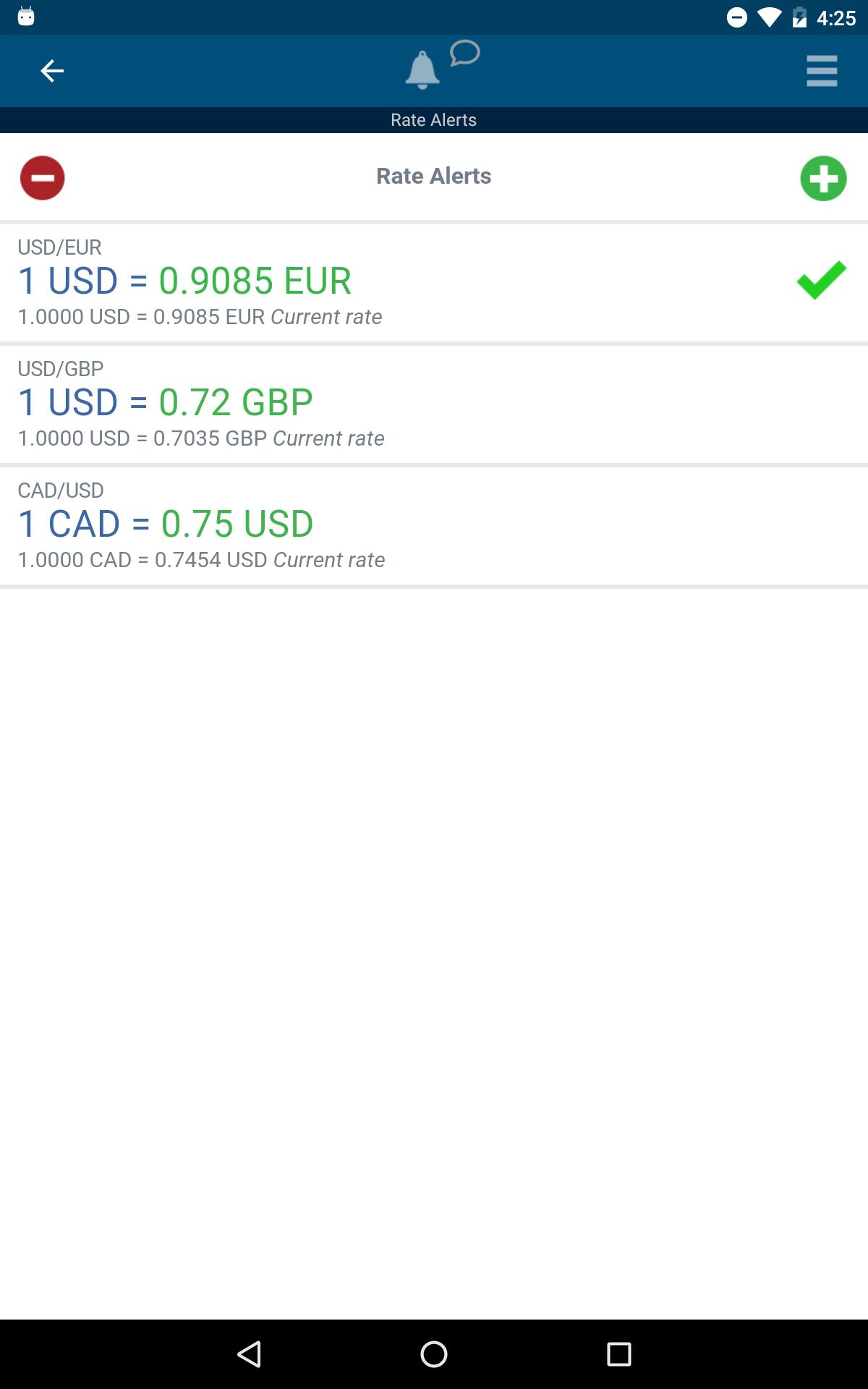 XE Currency screenshot #14
