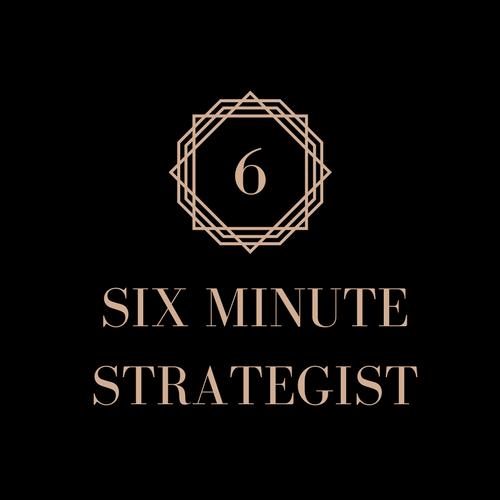 Six Minute Strategist Logo
