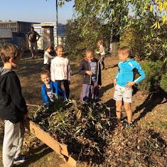 2018-10-14 Smetanka, zahrada, rodiče a děti