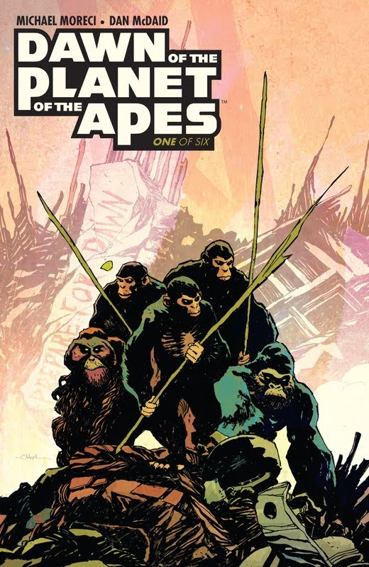 Dawn of the Planet of the Apes (2014) - complete