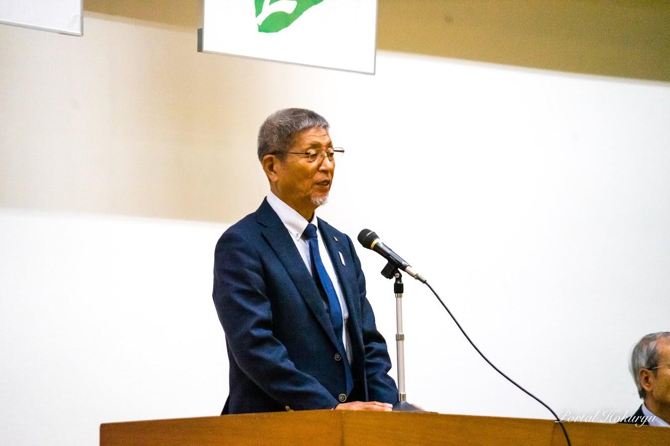 全麺協・中谷信一 理事長